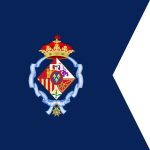 Infanta Cristina's personal standard.