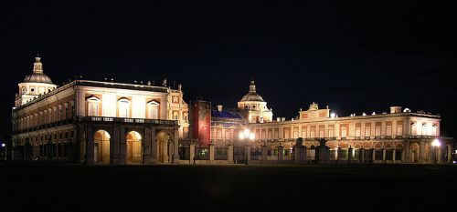 Aranjuez Royal Palace.
