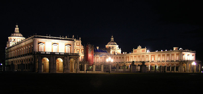 Aranjuez Royal Palace.