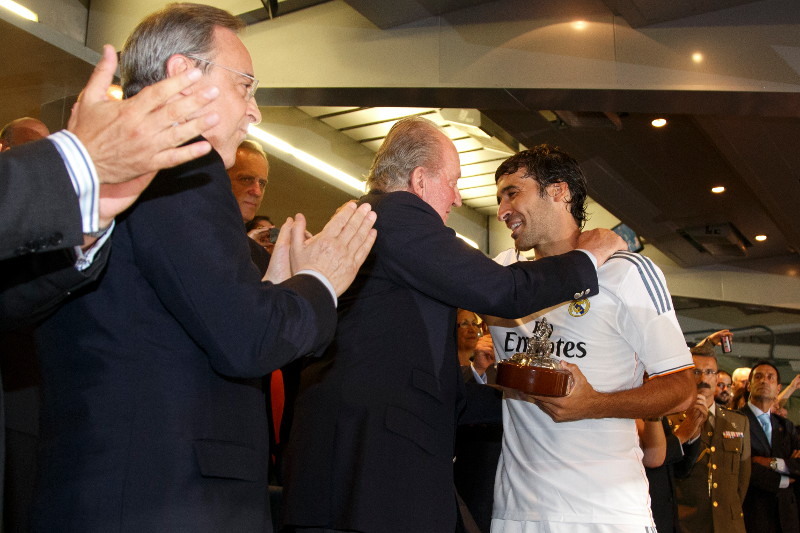 © Real Madrid