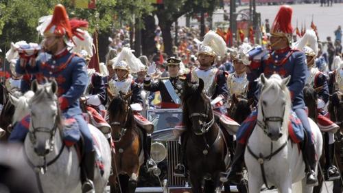 © Casa de Su Majestad el Rey / Agencia EFE