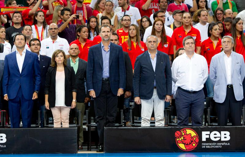 © Federación Española de Baloncesto (FEB)
