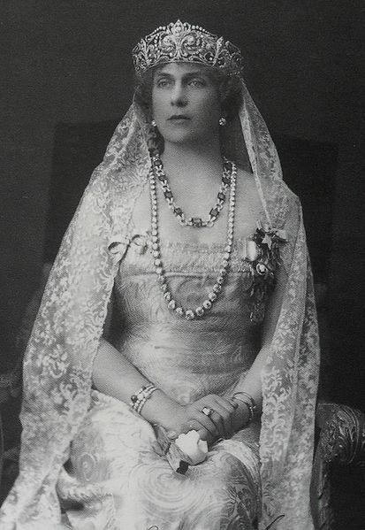 Queen Victoria Eugenia.